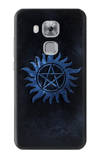 Printed Supernatural Anti Possession Symbol Huawei Maimang 5, nova plus Case