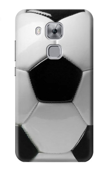 Printed Soccer Football Ball Huawei Maimang 5, nova plus Case
