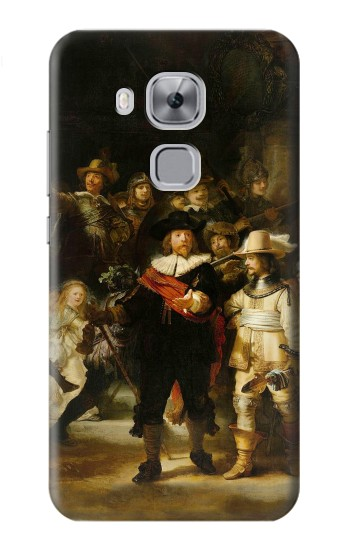 Printed The Night Watch Rembrandt Huawei Maimang 5, nova plus Case