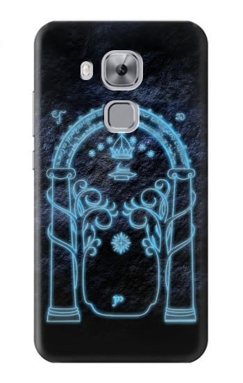 Printed Lord of The Rings Mines of Moria Gate Huawei Maimang 5, nova plus Case