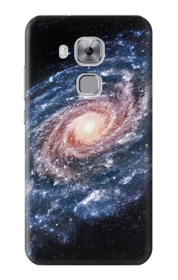 Printed Milky Way Galaxy Huawei Maimang 5, nova plus Case
