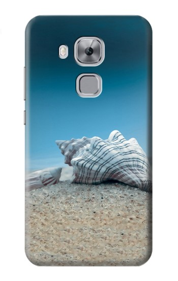 Printed Sea Shells Under the Sea Huawei Maimang 5, nova plus Case