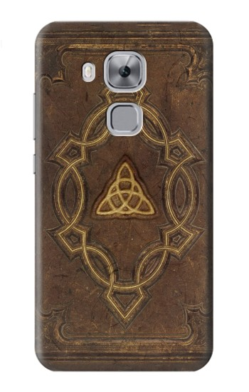 Printed Spell Book Cover Huawei Maimang 5, nova plus Case