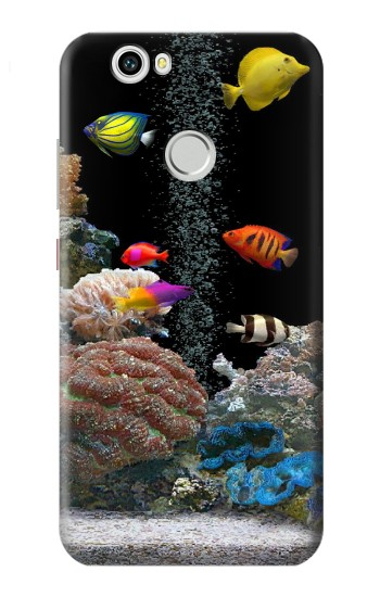 Printed Aquarium Huawei nova Case
