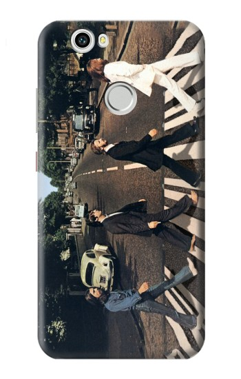 Printed The Beatles Abbey Road Huawei nova Case