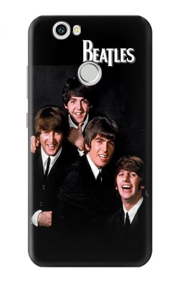Printed The Beatles Huawei nova Case