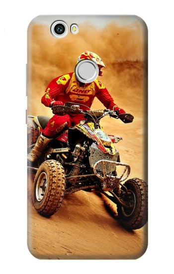 Printed Atv Quad Racing Motocross Huawei nova Case