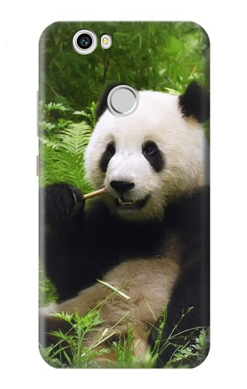 Printed Panda Enjoy Eating Huawei nova Case