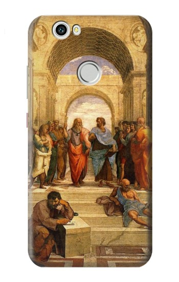 Printed Raphael School of Athens Huawei nova Case