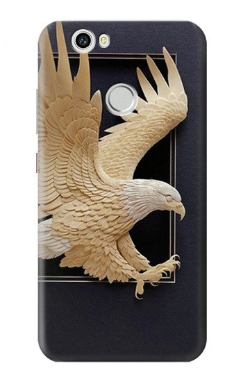 Printed Paper Sculpture Eagle Huawei nova Case