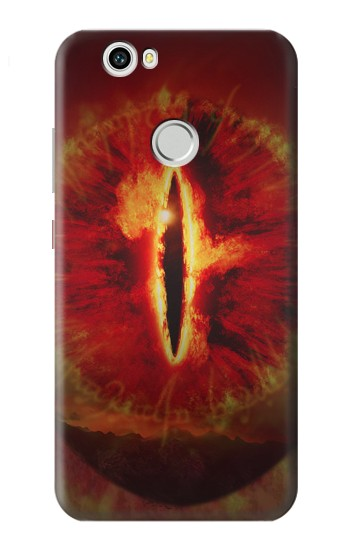 Printed Eye of Sauron Lord of The Rings Huawei nova Case