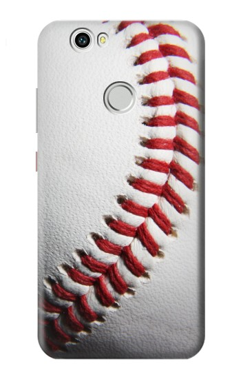 Printed New Baseball Huawei nova Case