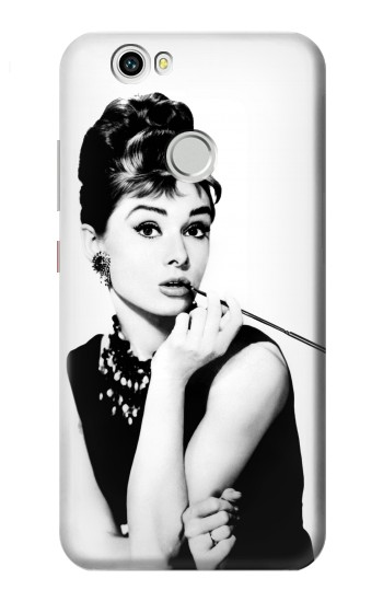 Printed Audrey Hepburn Breakfast at Tiffanys Huawei nova Case
