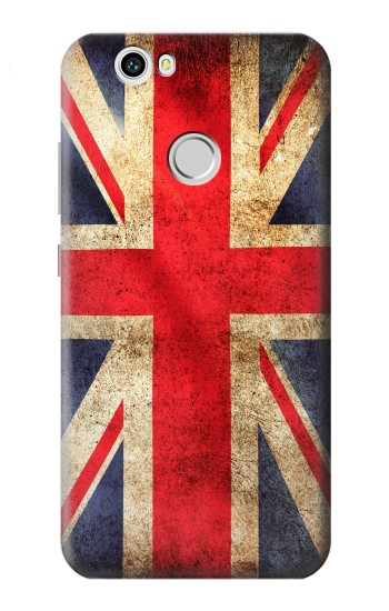 Printed British UK Vintage Flag Huawei nova Case