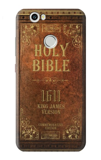 Printed Holy Bible 1611 King James Version Huawei nova Case