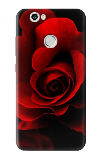 Printed Red Rose Huawei nova Case