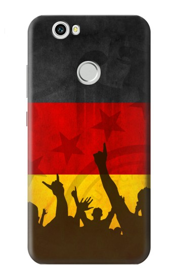 Printed Germany Football Flag Huawei nova Case