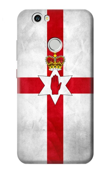 Printed Northern Ireland Flag Huawei nova Case
