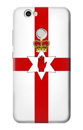 Printed Flag of Northern Ireland Huawei nova Case