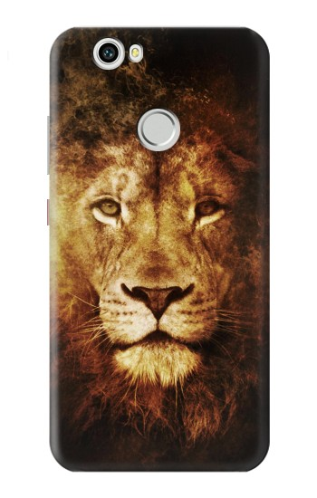Printed Lion Huawei nova Case