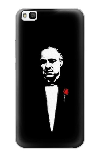 Printed Godfather Huawei P8 Case