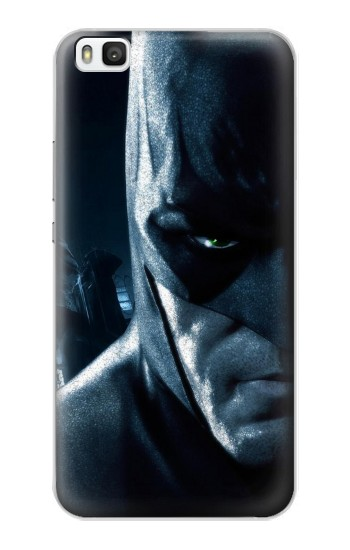 Printed Batman Huawei P8 Case