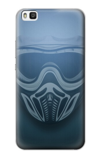 Printed Empire Event Paintball Mask Huawei P8 Case