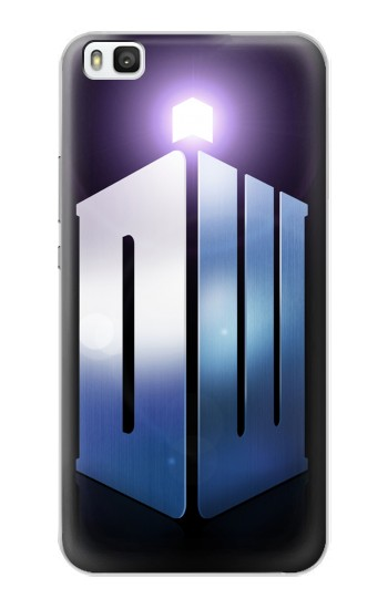 Printed Doctor Who Huawei P8 Case