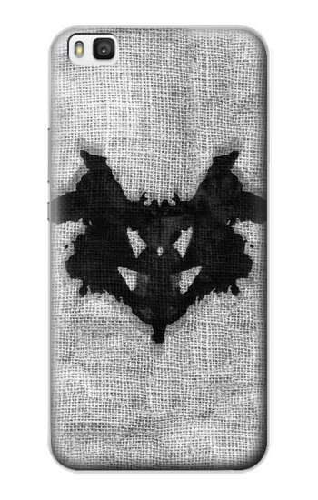 Printed Rorschach Psychological Test Huawei P8 Case