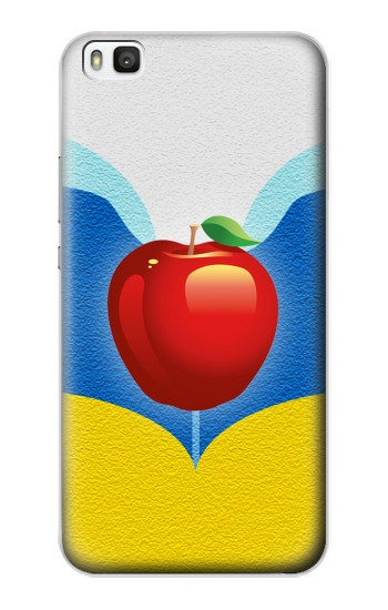 Printed Snow White Poisoned Apple Huawei P8 Case
