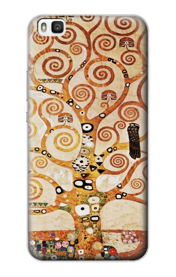 Printed The Tree of Life Gustav Klimt Huawei P8 Case