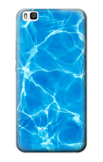 Printed Blue Water Swimming Pool Huawei P8 Case