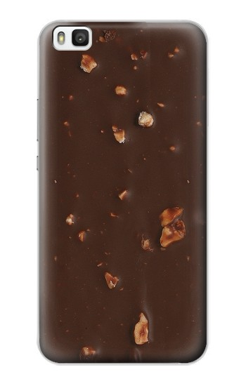 Printed Chocolate Ice Cream Bar Huawei P8 Case