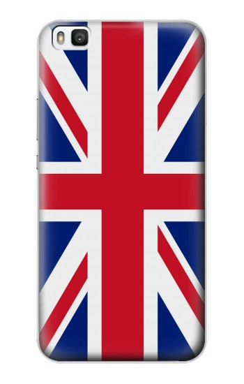 Printed Flag of The United Kingdom Huawei P8 Case