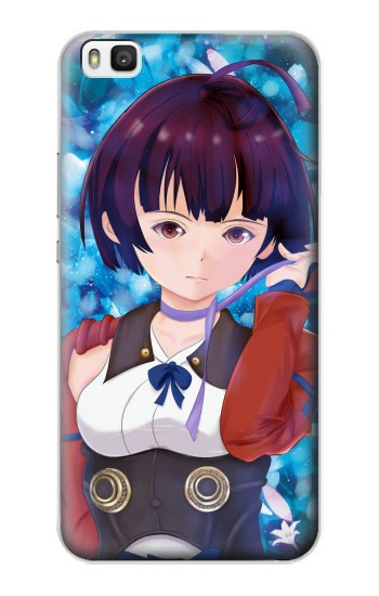 Printed Mumei Kabaneri of the Iron Fortress Huawei P8 Case