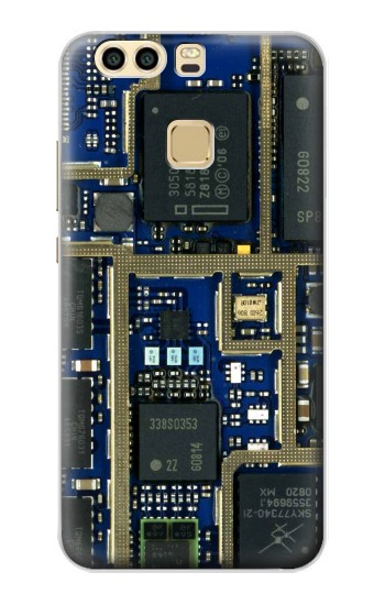 Printed Curcuid Board Huawei P9 Case