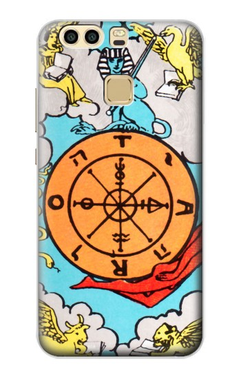 Printed Tarot Fortune Huawei P9 Case