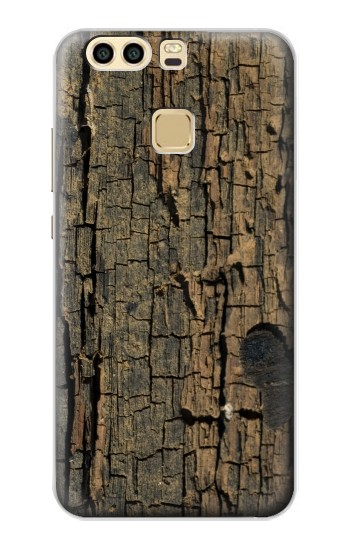 Printed Wood Huawei P9 Case