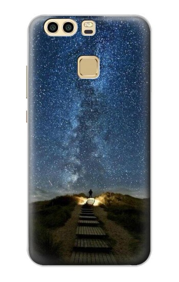 Printed Stairway to Heaven Iceland Huawei P9 Case