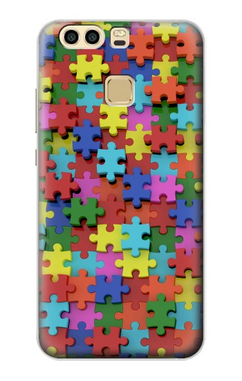 Printed Puzzle Huawei P9 Case