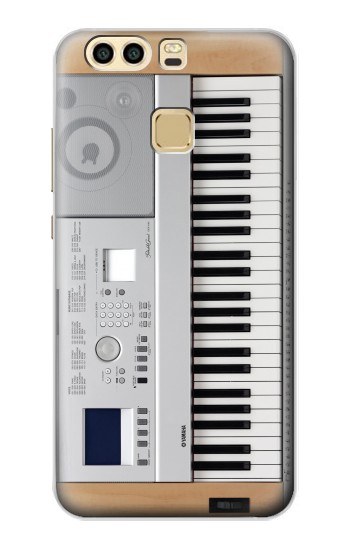 Printed Keyboard Digital Piano Huawei P9 Case
