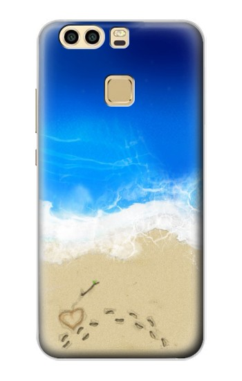 Printed Relax Beach Huawei P9 Case