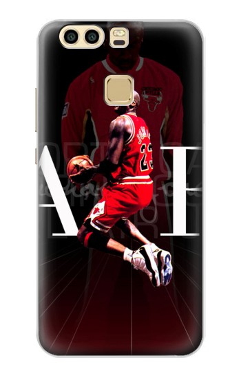 Printed Basketball Air Jordan Huawei P9 Case