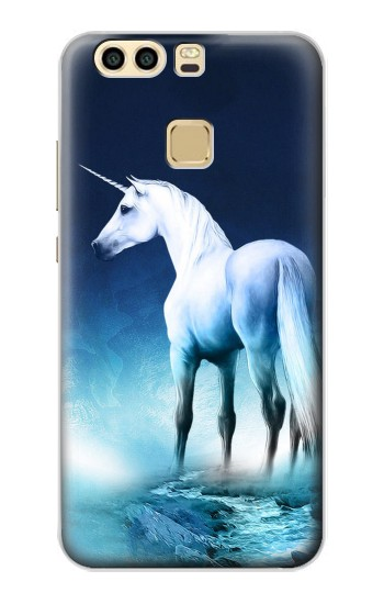 Printed Unicorn Horse Huawei P9 Case