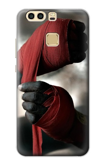 Printed Boxing Fighter Huawei P9 Case
