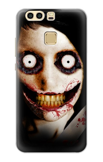 Printed Jeff the Killer Huawei P9 Case