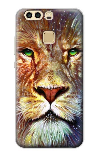 Printed Lion Huawei P9 Case