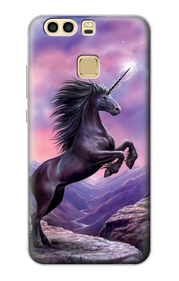 Printed Unicorn Fantasy Horse Huawei P9 Case