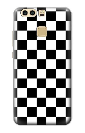 Printed Checkerboard Chess Board Huawei P9 Case