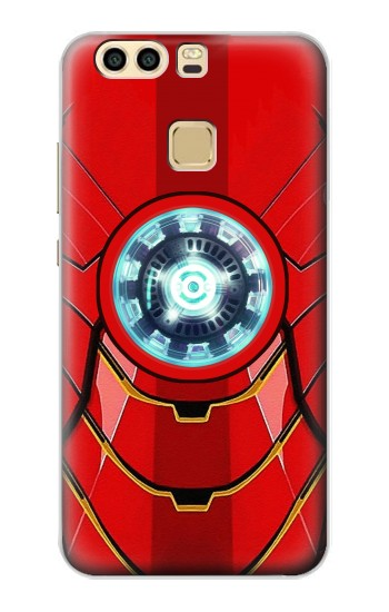 Printed Ironman Armor Arc Reactor Graphic Printed Huawei P9 Case